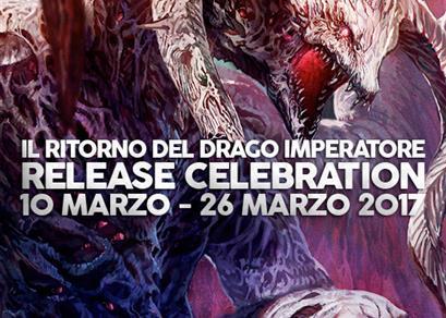 Release Celebration: Il Ritorno del Drago Imperatore