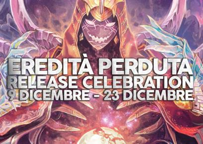 Release Celebration: Eredita Perduta