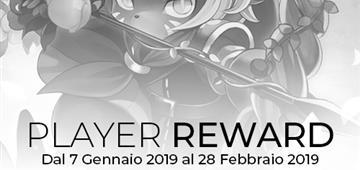 Player Reward 2018