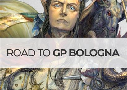Road to GP Bologna: Scheherazade