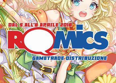 FoW TCG: Programma Romics 2018