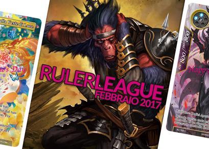 Ruler League - Febbraio 2017