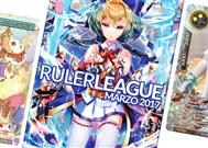 Ruler League - Marzo 2017
