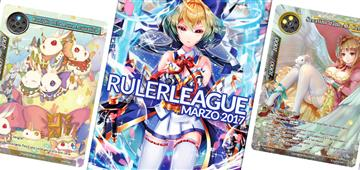 Ruler League - Marzo 2017