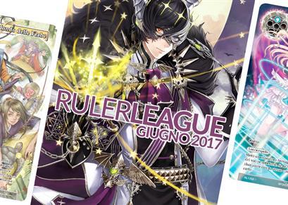 Ruler League - Giugno 2017