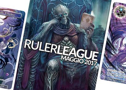 Ruler League - Maggio 2017