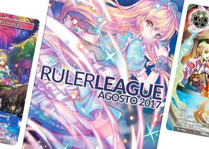Ruler League - Agosto 2017