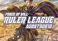 Ruler League - Agosto 2018