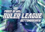 Ruler League - Settembre 2018