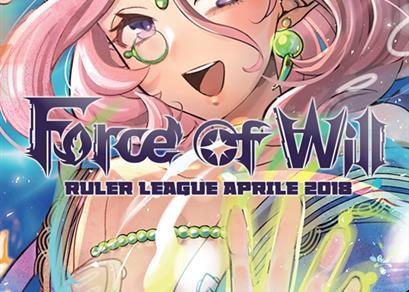 Ruler League - Aprile 2018