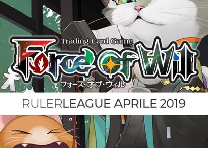 Ruler League - Aprile 2019