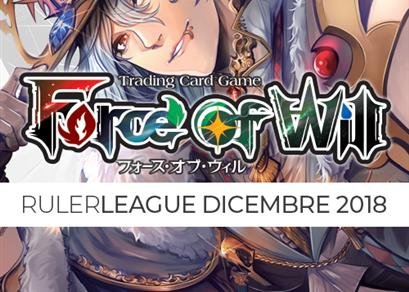 Ruler League - Dicembre 2018