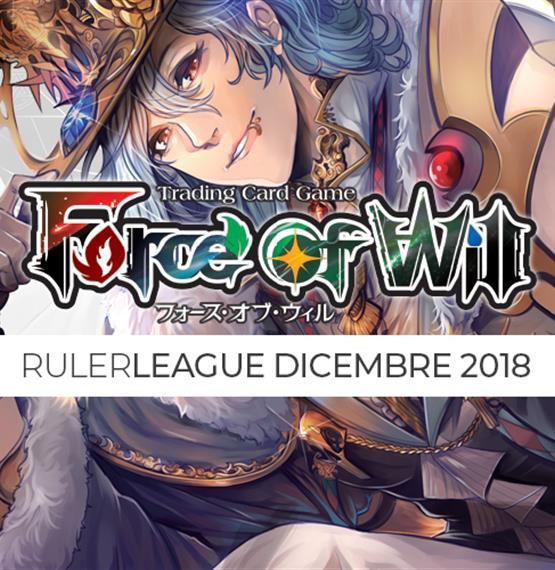 Ruler League - Dicembre 2018