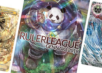 Ruler League - Gennaio 2018
