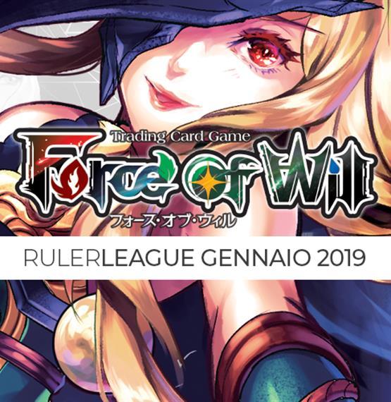 Ruler League - Gennaio 2019