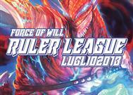Ruler League - Luglio 2018