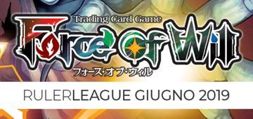 Ruler League - Giugno 2019