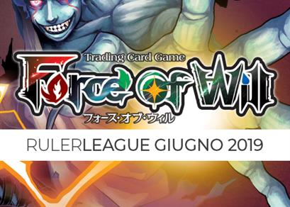 Ruler League - Giugno 2019