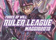Ruler League - Maggio 2018