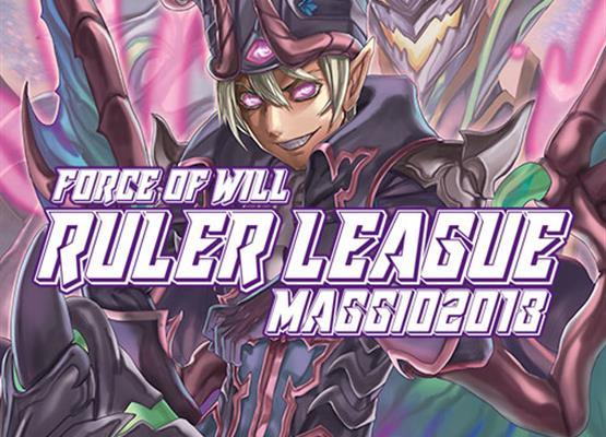 Ruler League - Maggio 2018