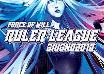 Ruler League - Giugno 2018