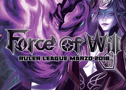 Ruler League - Marzo 2018