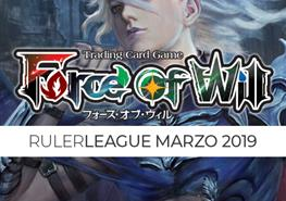Ruler League - Marzo 2019