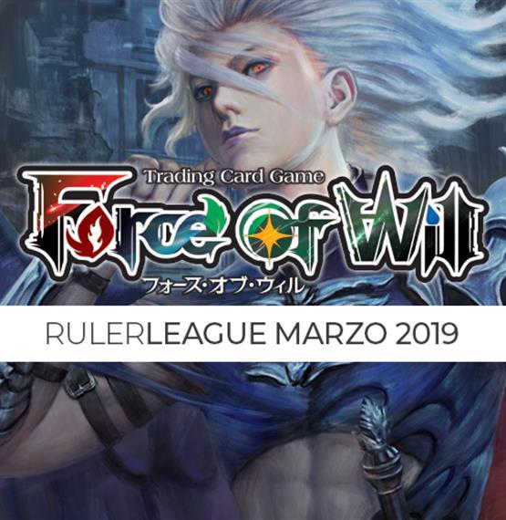 Ruler League - Marzo 2019