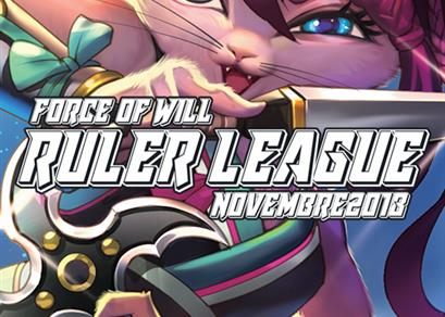 Ruler League - Novembre 2018