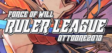 Ruler League - Ottobre 2018