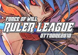 Ruler League - Ottobre 2018