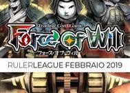 Ruler League - Febbraio 2019