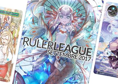 Ruler League - Settembre 2017
