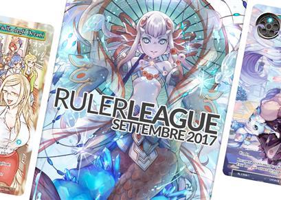 Ruler League - Settembre 2017