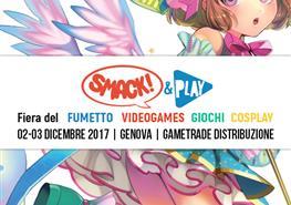 FoW TCG: Programma Smack & Play Genova 2017