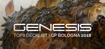 Decklists Side Event GP Bologna