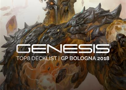 Decklists Side Event GP Bologna