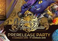 Prerelease Party: I Visitatori del Nuovo Valhalla