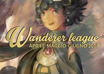 Wanderer League Aprile-Maggio-Giugno 2018