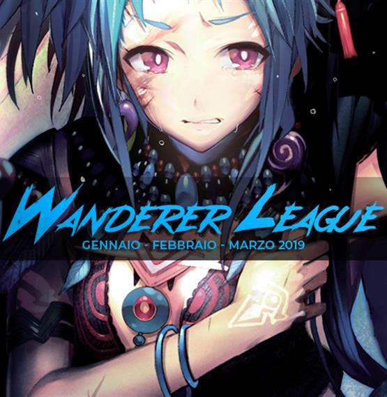 Wanderer League Gennaio-Febbraio-Marzo 2019