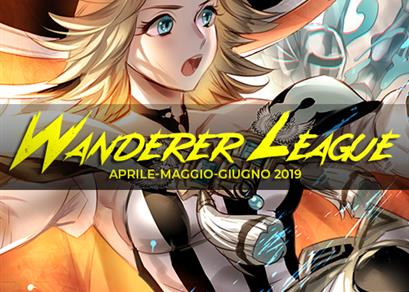 Wanderer League Aprile-Maggio-Giugno 2019