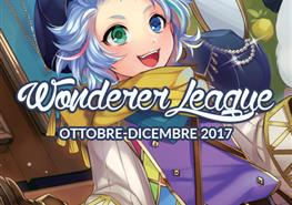 Wanderer League Ottobre - Novembre - Dicembre 2017