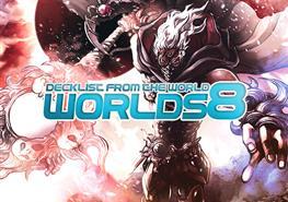 Worlds 8 - GP Osaka