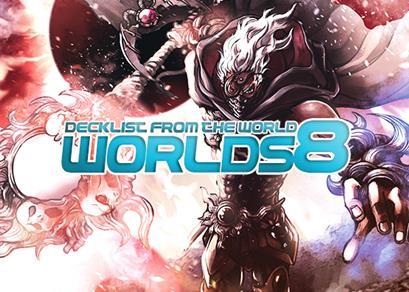 Worlds 8 - Masters Qualifier 11/12/16