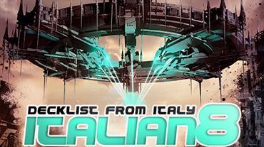 Decklist Top 8 MQ Milano