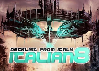 Top 8 Decklist Box Challenge Milano