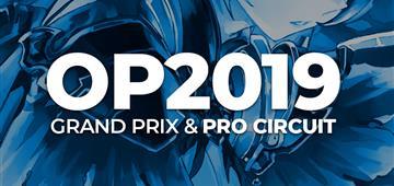 Organized Play News: Grand Prix e Pro Circuit