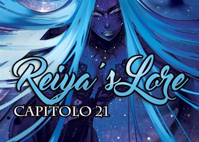 La Storia di Reiya: Desiderio