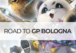 Road to Bologna: Taegrus Brillaperla