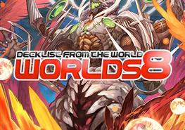 Worlds 8 World Grand Prix 2017